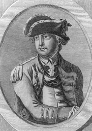 Author photo. General Charles Lee