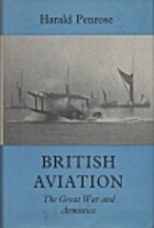 British aviation: the Great War and…
