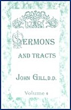 Sermons and Tracts Vol. 2 by John Gill