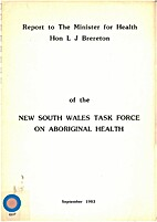Report to the MInister for Health of the New…
