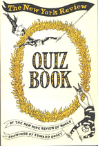 The New York Review Quiz Book by Ny Review…