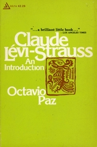 Claude Levi-Strauss: An Introduction by…