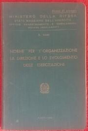Norme per l'organizzazione la direzione e lo…