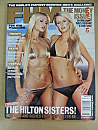 FHM USA # 21 2002 May
