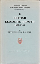 British economic growth 1688-1959 : trends…
