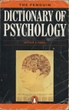 The Penguin Dictionary of Psychology by…