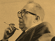 Author photo. Photographie du Professeur Leo Strauss