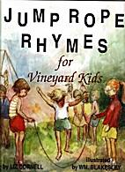 Jump rope rhymes for Vineyard kids by Liz…
