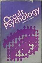 Occult Psychology: A Comparison of Jungian…