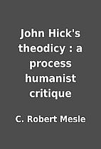 John Hick's theodicy : a process…