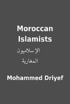 Moroccan Islamists الإسلاميون…