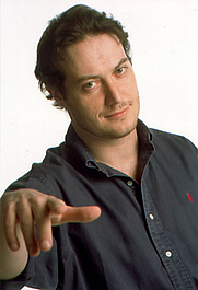 Author photo. <a href=&quot;http://it.wikipedia.org/wiki/File:CorradoGuzzanti.jpg&quot; rel=&quot;nofollow&quot; target=&quot;_top&quot;>http://it.wikipedia.org/wiki/File:CorradoGuzzanti.jpg</a>
