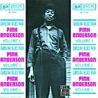Carolina Blues Man by Pink Anderson