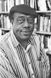 Author photo. James Alan McPherson