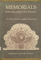 Memorials for Children of Change: The Art of…