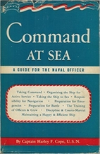 Command at sea by Harley Francis Cope