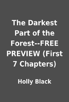 The Darkest Part of the Forest--FREE PREVIEW…