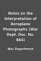 Notes on the Interpretation of Aeroplane…