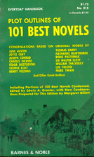 Plot outlines of 101 best novels;…