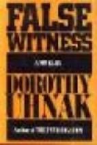 False Witness by Dorothy Uhnak