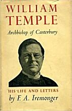 William Temple, Archbishop of Canterbury;:…