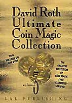 David Roth Ultimate Coin Magic Collection,…