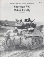 Sherman VC M4A4 Firefly by David Fletcher