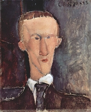 Author photo. Amedeo Modigliani (1884–1920)