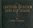 Questions Evolution Does Not Answer by John…