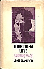 Forbidden love; a homosexual looks for…