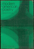 Modern American poetry; essays in criticism…