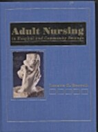 Adult Nursing in Hospital and Community…
