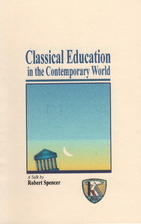 Classical Education in the Contemporary…