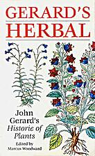 Gerard's Herbal by John Gerard