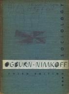 Sociology by William F. Ogburn