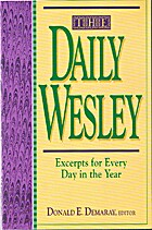 The Daily Wesley: Excerpts for Every Day in…
