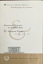 Bibliografia dos patronos. Francisco…