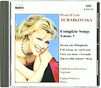 Complete Songs Volume 3 by Tchaikovsky
