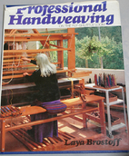 Professional Hand Weaving on the Fly-shuttle…