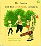 Mr. Bumba and the Orange Grove by Pearl…