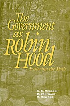 The government as Robin Hood : exploring the…