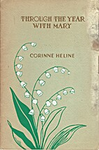 Through the Year With Mary by Corinne Heline