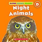 Night Animals by Alison Kitson