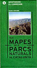Montnegre - El Corredor escala 1:30000 by…