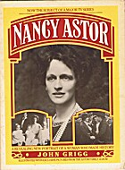 Nancy Astor by John Grigg