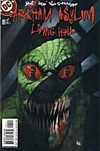 Arkham Asylum: Living Hell # 4 by Dan Slott