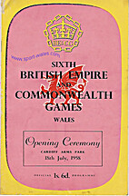 Sixth British Empire and Commonwealth Games…