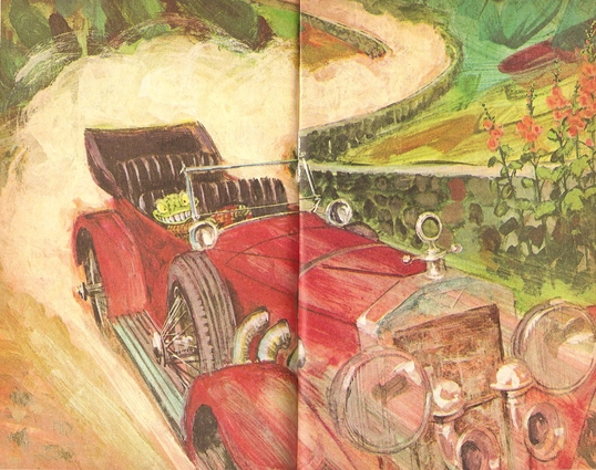 as mentioned by osbaldistone in message 48 published by golden press western publishing in 1968 here are a few more illustrations