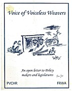 Voice of Voiceless Weavers