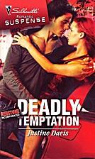 Deadly Temptation by Justine Davis